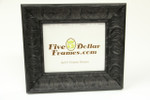 "867 2.75"" Black Traditional Slope Picture Frame"