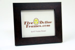 """476220 2.0"""" Smooth Mahogany Modern Picture Frame"""