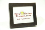 """12054 1.5"""" Cappucino Shadowbox/Canvas Picture Frame"""
