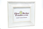 "83536 3"" Whitewashed Driftwood Picture Frame"