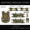 HL - AMS - Option 3 - 10 Wide Chest Rig