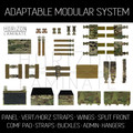 HL-Adaptable Modular System - Parts