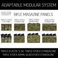 HL - AMS - Rifle Magazine Panels