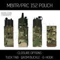 HL - MBITR/PRC 152 Pouch