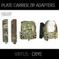 HL - Plate Carrier Zip Adapters - CRYE
