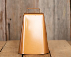 """7"""" Copper Bull Bell"""