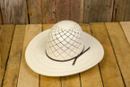 Authentic great straw cowboy hat