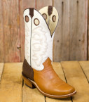 Beastmaster Roughstock Riding Boots - Chestnut