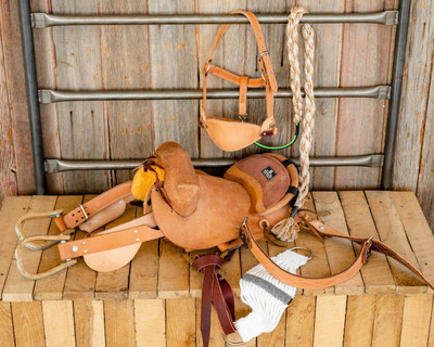 Jr. Saddle Bronc Complete Package