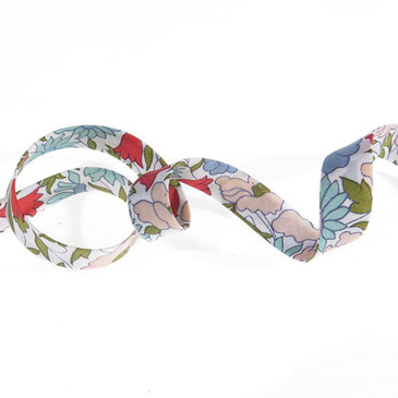 Liberty Bias Tape - Poppy & Daisy A