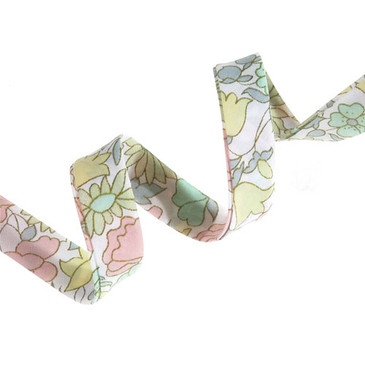 Liberty Bias Tape - Poppy & Daisy B