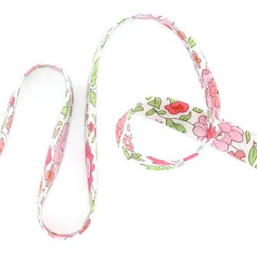 Liberty Bias Tape - D'Anjo Pink (C)