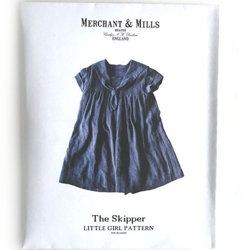 Merchant & Mills - The Skipper Childrens Pattern