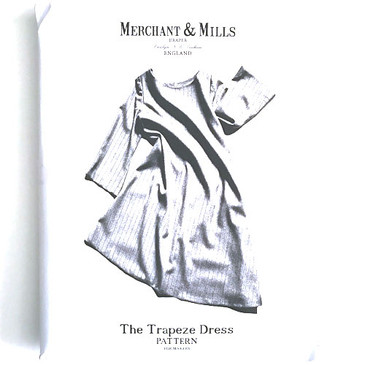 Merchant & Mills - The Trapeze Dress Pattern