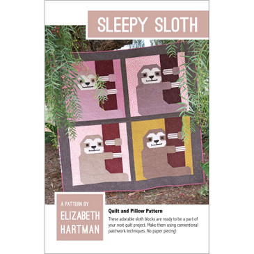 Elizabeth Hartman - Sleepy Sloth