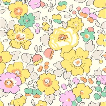 Liberty Betsy W (yellow)