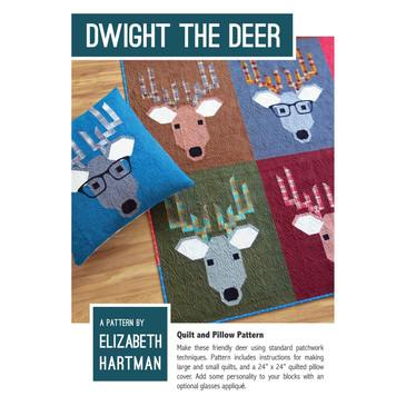 Elizabeth Hartman - Dwight the Deer