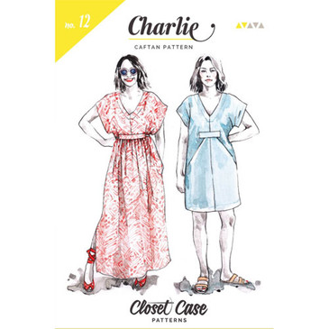 Closet Case - Charlie Caftan Pattern