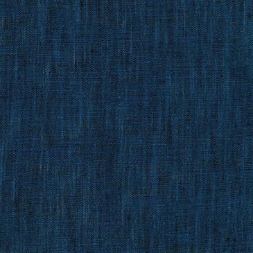 """Robert Kaufman Limerick Linen - Indigo (Pure Linen 57"""" wide)"""