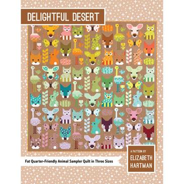 Elizabeth Hartman - Delightful Desert Quilt