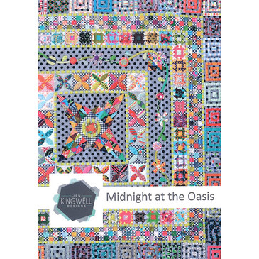 Jen Kingwell - Midnight at the Oasis
