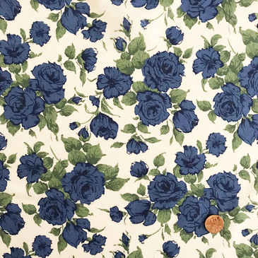 Liberty Carline Rose B (Blue)