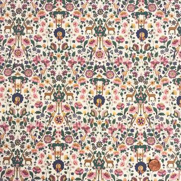 Liberty Palmeira B (Pastel) - Augusta Linen