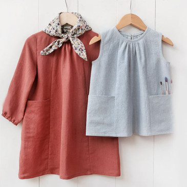 Wiksten - Smock Top + Dress (6 months - 6 years) Sewing Pattern