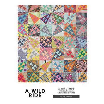 Jen Kingwell - A Wild Ride
