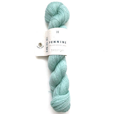 Henorius Pennine - Spearmint (Laceweight Romwarth Blend) - 50g