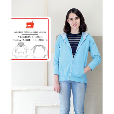Liesl + Co - Neighborhood Sweatshirt and Hoodie