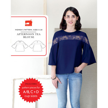Liesl + Co - Afternoon Tea Blouse