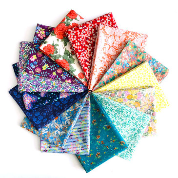 Liberty:  ROY G BIV FQ Bundle (14 pcs)