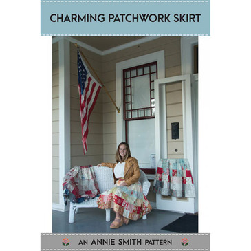 Annie Smith - Charming Patchwork Skirt