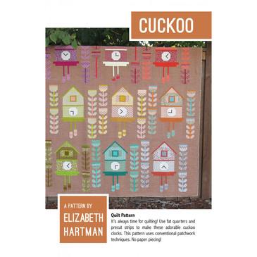 Elizabeth Hartman - Cuckoo Quilt Pattern
