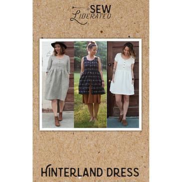 Sew Liberated  - Hinterland Dress Pattern