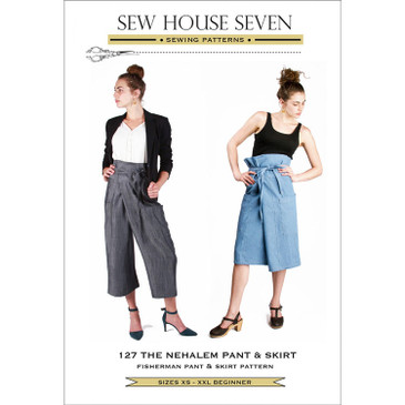 Sew House 7 - Nehalem Pant and Skirt