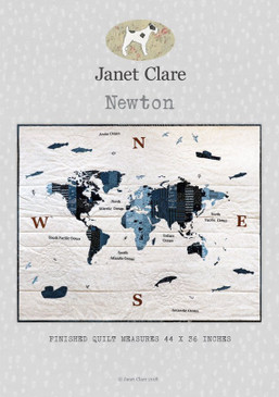 Janet Clare - Newton Quilt