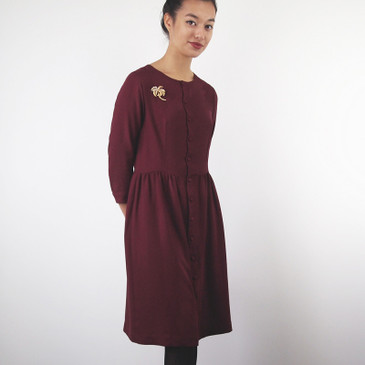 Republique du Chiffon - Jocelyne Dress Pattern