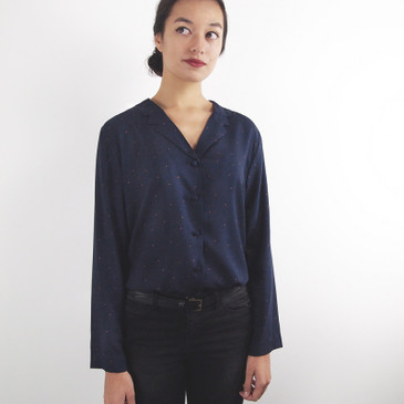 Republique du Chiffon - Zelie Blouse Pattern