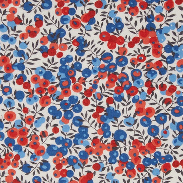 Liberty Wiltshire C - Red White Blue
