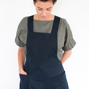 The Assembly Line Sweden - Apron Dress Pattern
