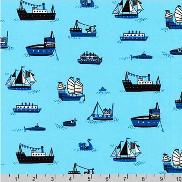 Robert Kaufman - Hello!Lucky - Ships