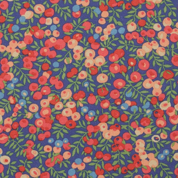 Liberty Wiltshire B (Blue) - Lantana Cotton Wool