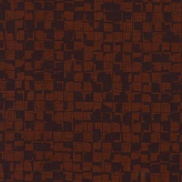 Instead by Carolyn Friedlander: Tetragon in Brown