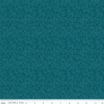 Liberty Quilting: Hesketh House Collection - Wiltshire Shade in Green