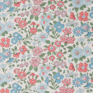Liberty Annabella B (Light Blue and Light Red)