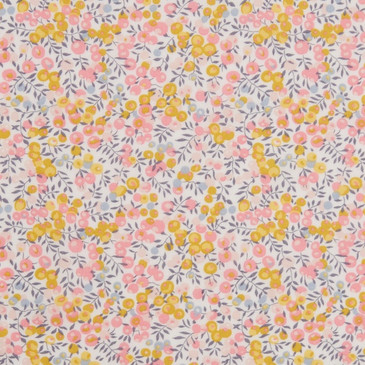 Liberty Wiltshire Bud A (Yellow Pink)