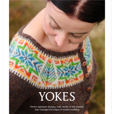 Yokes by Kate Davies