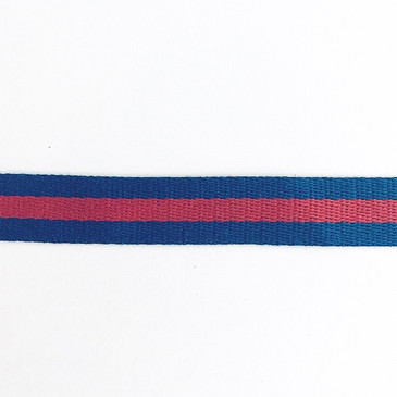 "Red Blue Webbing (2.5 cm or 1"")"